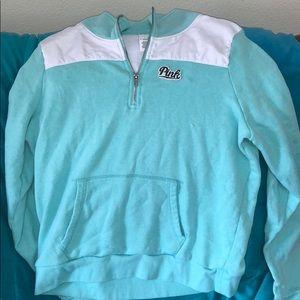 L pullover sweatshirt PINK